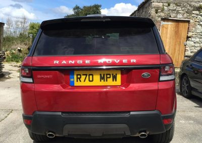 Number Plates Plymouth