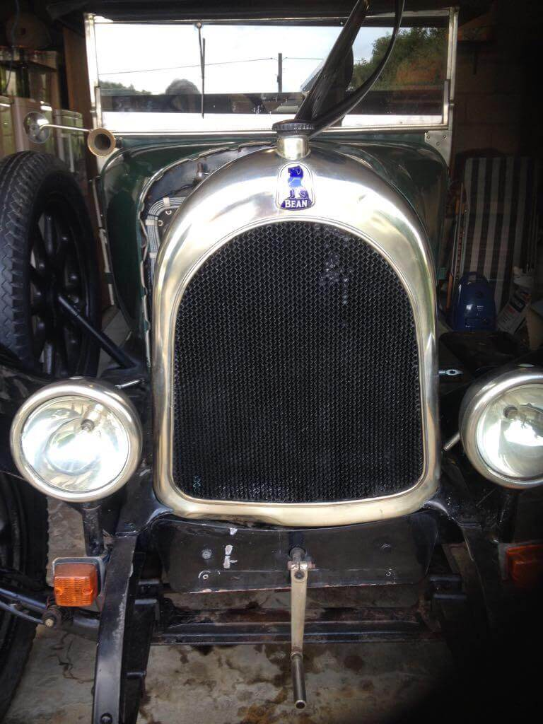 vehicle radiator repair plymouth - classic car