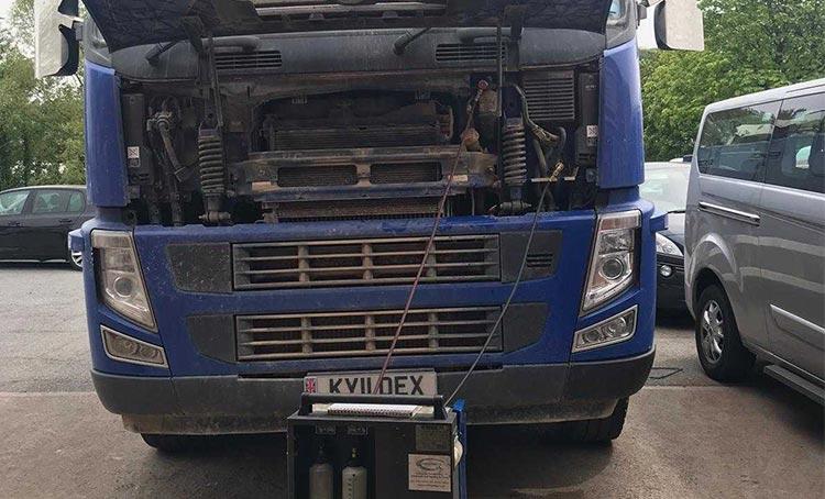 sectors - commercial vehicles
