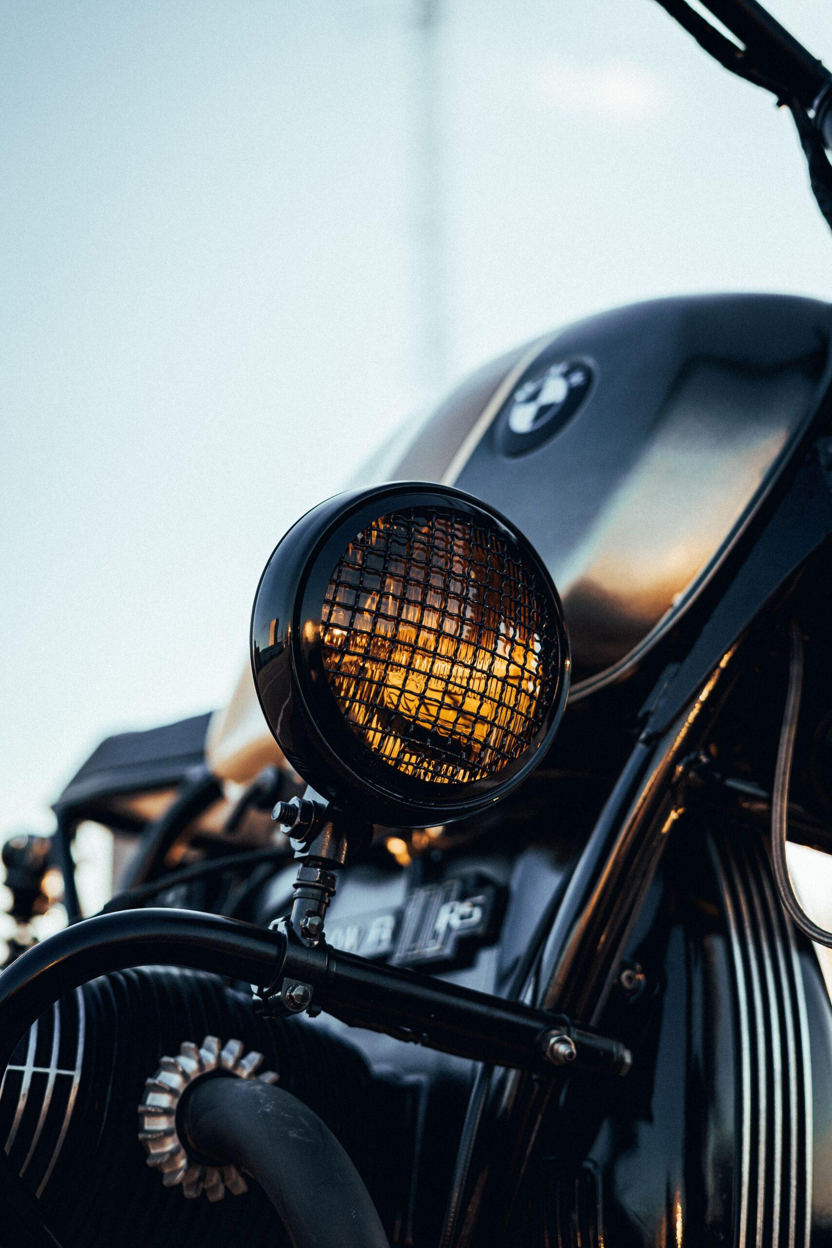 Motorcycle Radiator Repairs - BMW Bike - Plymouth Radiators