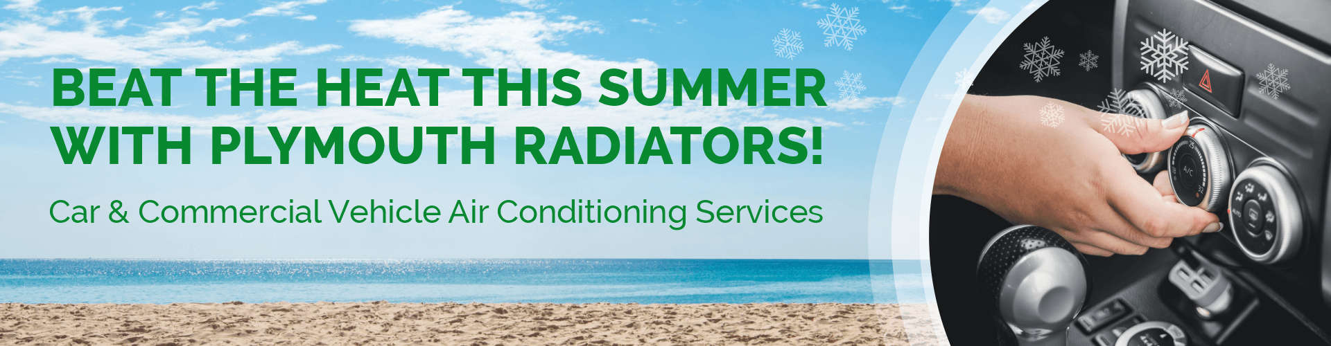Air Conditioning - Summer 2021 - Plymouth Radiators
